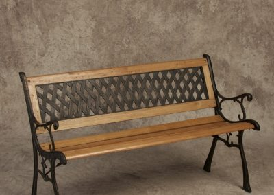 4′ Park Bench