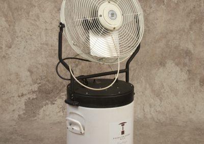 Bucket Misting Fan