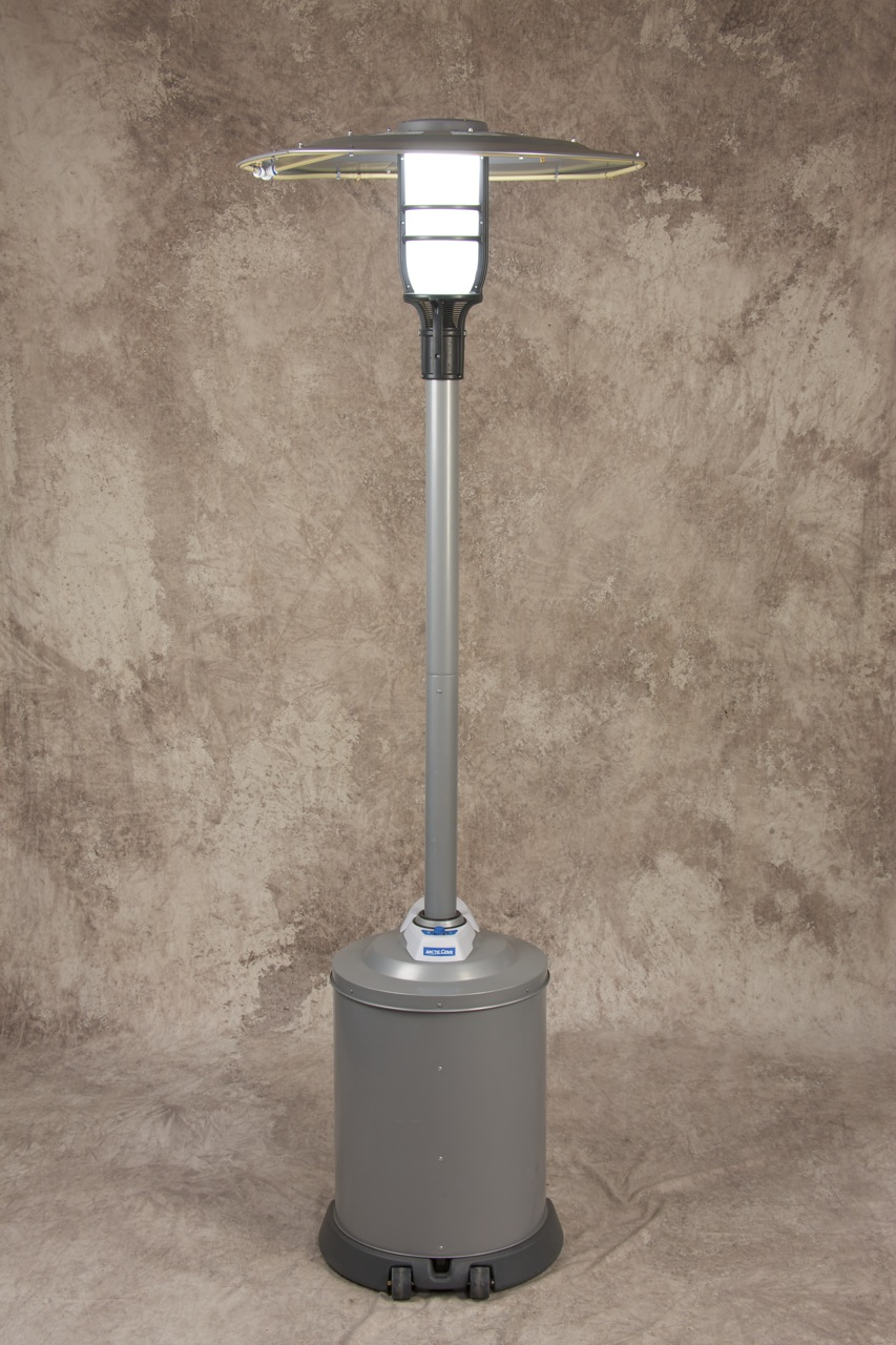 Perfect Misting Tower W/Light U0026 Bluetooth